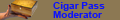 Cigar Pass Moderator - Bronze