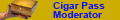 Cigar Pass Moderator - Gold